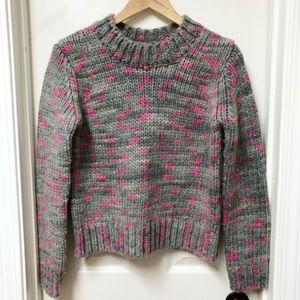 Kate Spade Saturday Spot Yarn Crewneck Sweater
